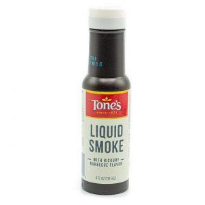 Σάλτσα Υγρού Καπνίσματος Tones Liquid Smoke Hickory BBQ Flavour 118ml