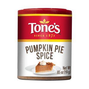 Μείγμα Μπαχαρικών Tones Pumpkin Pie Spice 19g