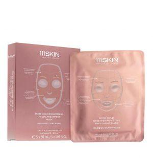 Μάσκα Προσώπου Λάμψης 111Skin Rose Gold Brightening Facial Treatment Mask 30ml