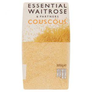 Κους Κους Essential Waitrose Couscous 500g