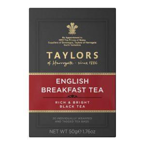 Τσάι Μαύρο Taylors of Harrogate English Breakfast Tea 50g