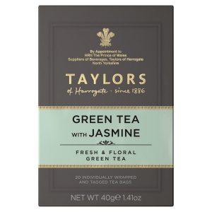 Τσάι Πράσινο Με Γιασεμί Taylors of Harrogate Green Tea With Jasmine 40g