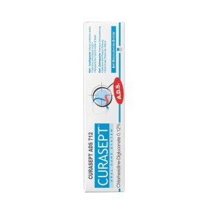 Οδοντόκρεμα Σε Μορφή Τζελ Κατά Της Οδοντικής Πλάκας Curasept ADS 712 75ml
