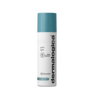 Κρέμα Ημέρας Ενυδατική Λευκαντική Με Αντιηλιακή Προστασία Ευρέος Φάσματος Dermalogica Pure Light SPF50 50ml