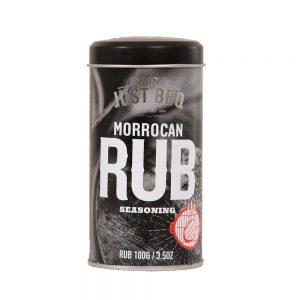Μείγμα Μπαχαρικών Μαρινάδας Για Μπάρμπεκιου Not Just BBQ Morrocan Rub Seasoning 115g