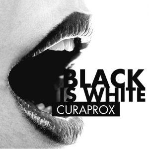 Οδοντόκρεμα Λεύκανσης Με Ενεργό Άνθρακα Curaprox Black Is White Tough Whitening Toothpaste 90ml