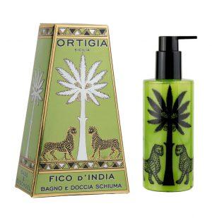 Ortigia Sicilia Fico D' India Shower Gel 250ml