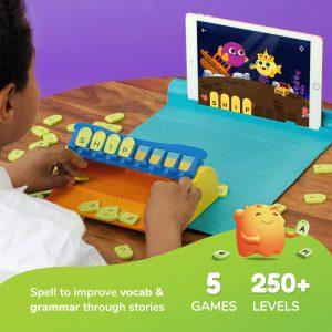 Παιδικό Παιχνίδι Γνώσεων με Γράμματα Επαυξημένης Πραγματικότητας PlayShifu Plugo Letters AR Powered Word Play Kit