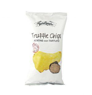 Τσιπς Πατάτας με Τρούφα Tartuflanghe Truffle Chips 100g