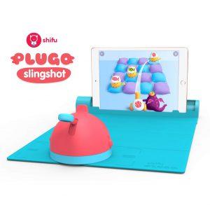Παιδικό Παιχνίδι Σκοποβολή Επαυξημένης Πραγματικότητας PlayShifu Plugo Slingshot Kit