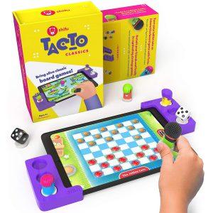 Παιδικό Διαδραστικό Σύστημα Παιχνιδιών με Ψηφιακό Boardgame PlayShifu Plugo Tacto Classics