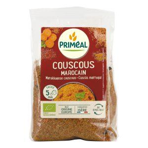 Κους Κους Μαροκινό Βιολογικό Primeal Marocain Couscous Vegan 300g
