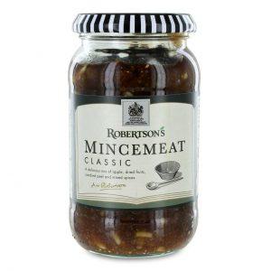 Μείγμα Αποξηραμένων Φρούτων Και Μπαχαρικών Robertsons Mincemeat Classic 411g