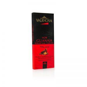 Μαύρη Σοκολάτα Valrhona Guanaja Dark Chocolate with Cocoa Nibs 85g