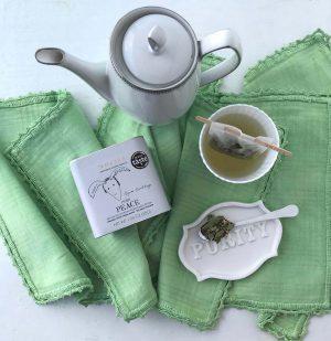 Μείγμα Βιολογικών Βοτάνων Σε Μεταλλικό Κουτί Anassa Organics Pure Peace Tin 30g