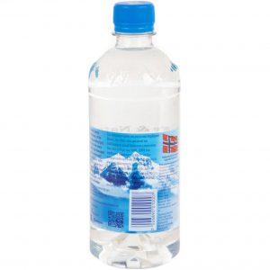 Αγνό Φυσικό Μεταλλικό Νερό Παγετώνα Isbre Pure And Natural Glasier Mineral Water 500ml