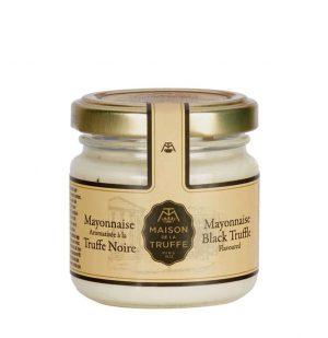 Μαγιονέζα Με Μαύρη Τρούφα Maison De La Truffe Black Truffle Mayonnaise 85g
