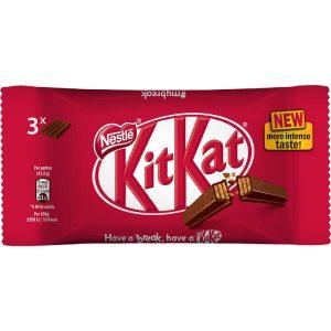 Γκοφρέτα Πολυσυσκευασία 3×41.5g Nestle Kit Kat Multipack 124,5g