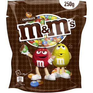 Κουφετάκια με Σοκολάτα Mars MandMs Chocolate 250g
