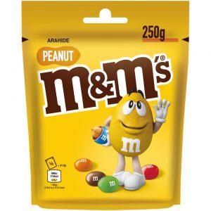 Κουφετάκια Φυστίκι Mars MandMs Peanut 250g