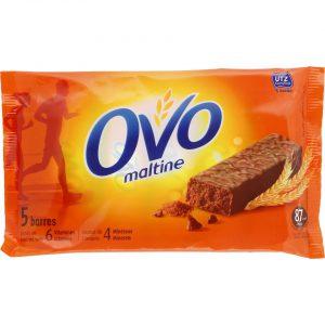 Μπάρες δημητριακών Ovomaltine 5x20gr Cereal Energy Bars 100g