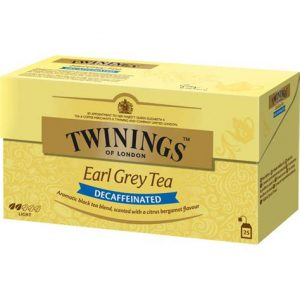 Τσάι Μαύρο Twinings Earl Grey Decaffeinated Tea Light 25 Tea Bags